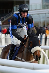 Wetherby - going to the start 20-02-18