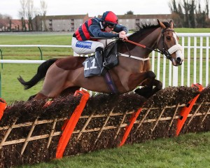 EMMA BEAG and Henry Brooke wins at AYR 20/1/19 Photograph by Grossick Racing Photography 0771 046 1723